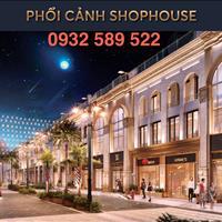 Đầu xuân 2019 mở bán Shophouse 4 tầng view biển Võ Nguyên Giáp, Đà Nẵng với giá chỉ từ 1,5 tỷ
