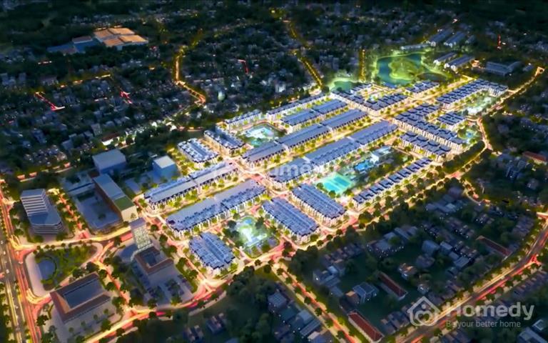 Mở bán khu đô thị cao cấp Thái Nguyên - Crown Villas