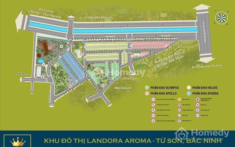 Bán đất nền làng Trang Hạ - Từ Sơn - Bắc Ninh, giá chỉ từ 18 triệu/m2