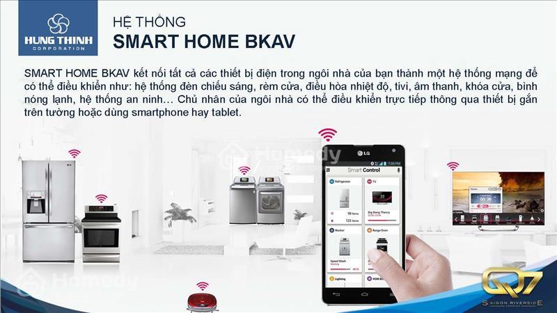 Kết quả hình ảnh cho smart home q7 saigon