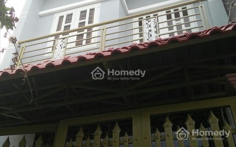 Nhà bán 4x14m một trệt một lầu đường Liên ấp 2-6, xã Vĩnh Lộc A