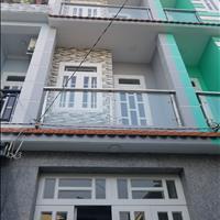 Bán nhà 1 trệt 2 lầu đường Lưu Hữu Phước giá 2.75 tỷ sổ hồng riêng
