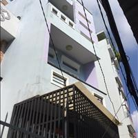 Nhà nở hậu vào ở ngay Phạm Văn Chí, phường 4, quận 6 nhà đẹp