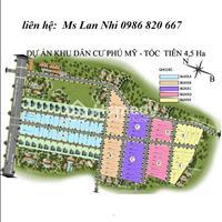 Đất nền dự án khu dân cư Phú Mỹ - Vũng Tàu, nhận ngay sổ đỏ, giữ chỗ chỉ 50 triệu
