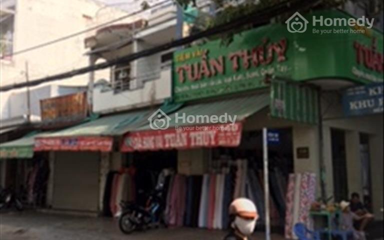 Bán nhà mặt tiền kinh doanh sầm uất nhất đường Phú Thọ Hòa