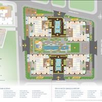 Bán căn hộ 1 phòng ngủ, diện tích 53m2 thuộc dự án Q7 Saigon Riverside, hợp đồng 1.73 tỷ