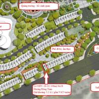 Bán gấp 2 lô đất nền, đối diện Safari, FLC Quy Nhơn, xây khách sạn kinh doanh ngay