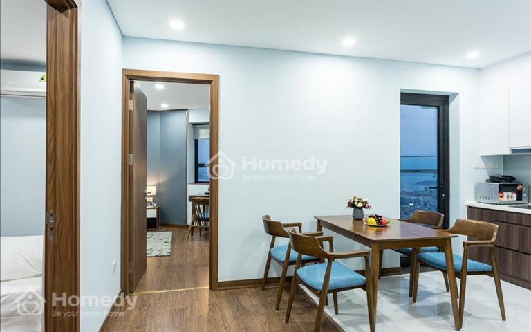 Cần bán căn hộ full nội thất, sổ đỏ chính chủ, 31 triệu/m2 – 73m2
