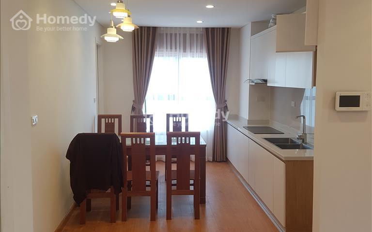 Cho thuê căn hộ Hong Kong Tower đường Đê La Thành cạnh đại sứ quán Nga