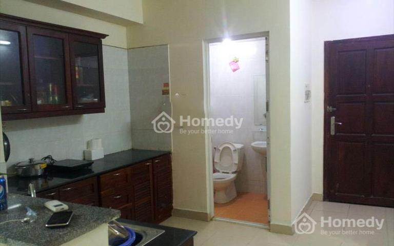 Cho thuê căn hộ cao cấp Hà Đô, 2 phòng ngủ, full nội thất, giá 12 triệu/tháng