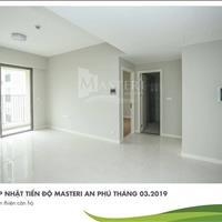 Cần bán gấp Masteri An Phú, diện tích 50m2, 1 phòng ngủ, tầng cao giá 2,6 tỷ