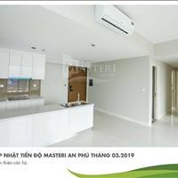 Cần bán gấp Masteri An Phú, diện tích 69m2, 2 phòng ngủ, tầng cao giá cực tốt