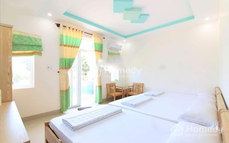 Alohome - cho thuê khách sạn khu Á Châu 14 phòng giá 23 triệu/tháng