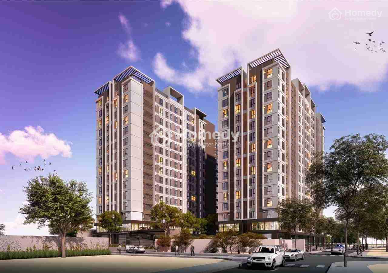 Central Apartment Kinh dương vuong