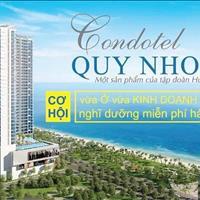 Dự án Condotel Quy Nhơn Melody chính thức nhận giữ chỗ từ 50 triệu/căn lãi cực cao