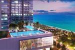 Block B tòa tháp Condotel thiết kế 30 tẩng nổi & 1 tầng hầm, gồm 300 căn condotel view biển. Các căn hộ với diện tích đa dạng từ 30m2 đến 55m2 view biển mang đến không gian thư thái, nghỉ dưỡng. Hơn hết, với vị trí vàng ngay tại mặt đường An Dương Vương sẽ đảm bảo tăng giá trị cho bất động sản.