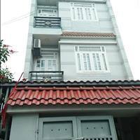 Nhà 1 trệt 2 lầu Hương lộ 80 Bình Tân 180m2, sổ hồng riêng, giá 3,7 tỷ