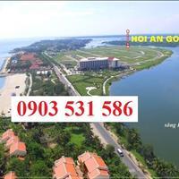 Hàng hiếm, bán đất 2 mặt tiền khu đô thị Phước Trạch, Cửa Đại, Hội An, cạnh khách sạn Mường Thanh