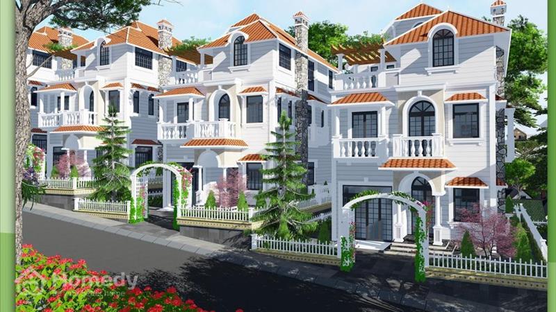 Dự án Khu dân cư Khanh Cát Lâm Đồng - ảnh giới thiệu