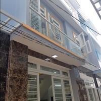 Bán nhà xây dựng 2 lầu Bình Hưng Hòa B Bình Tân, giá 2.1 tỷ