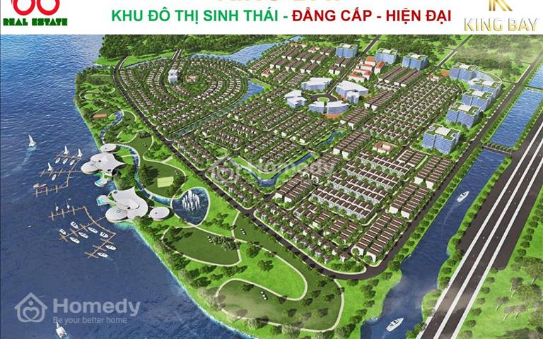Biệt thự King Bay - Đầu tư lâu dài siêu lơi nhuận - Cam kết mua lại sau 1 năm giá 8 - 10 tỷ