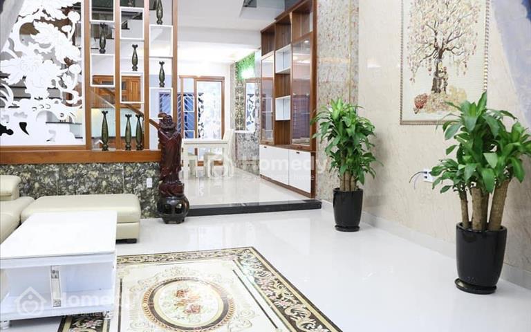 Bán nhà phố 3 tầng cực đẹp đường Bàu Năng cạnh Lý Thái Tông, 85m2, Tây Nam, giá 4.8 tỷ