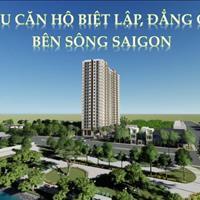 Căn hộ cao cấp ngay sông Sài Gòn cuối Hà Huy Giáp quận 12, 58m2 (2 phòng ngủ-2 wc), 18,7 triệu/m2