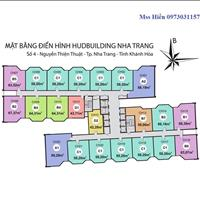 Căn kề góc 02 tầng thấp, chung cư HUD Building Nha Trang, chênh cực thấp, sở hữu ngay CH vĩnh viễn