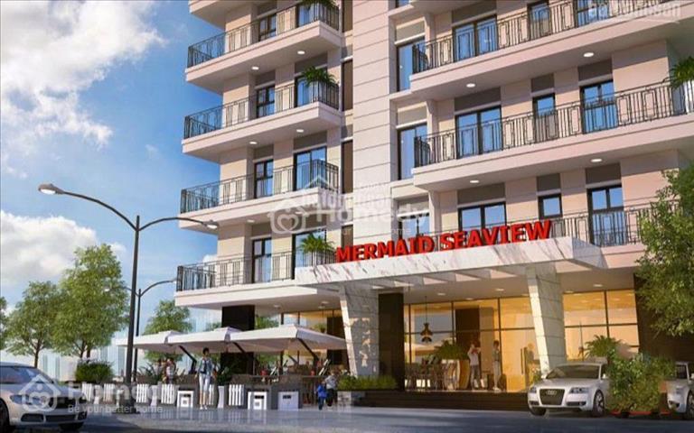 Bán gấp căn hộ Mermaid Seaview, thành phố Vũng Tàu, căn góc, view biển, 71.5m2, giá 2.55 tỷ