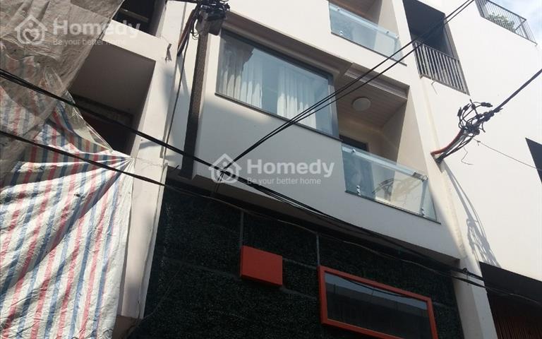 Cho thuê khách sạn hẻm xe hơi - đường Trần Hưng Đạo - phường cầu Ông Lãnh - quận 1