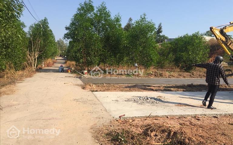 Đất thị trấn Trảng Bom, ngay chợ Sông Trầu, khu dân cư sầm uất chỉ 260 triệu/140m2