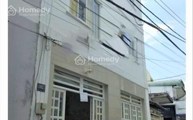 Cho thuê nhà mới xây 2 lầu Tô Hiệu, Hiệp Tân, Tân Phú, 8.2x11,2m hẻm xe tải chỉ 25 triệu/tháng