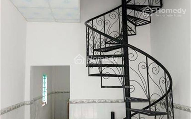 Cần bán nhà 1 trệt 1 lầu, Đồng Tâm, Hóc Môn, 4x13m, 955 triệu, sổ hồng riêng, đường trước nhà 4m