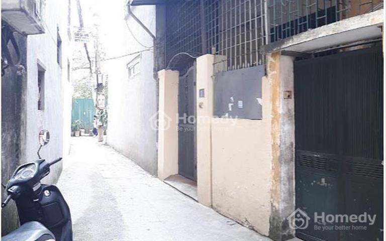 Bán nhà ngõ ô tô 323 Trần Đại Nghĩa  diện tích 47m2 x 2 tầng giá 3,5 tỷ