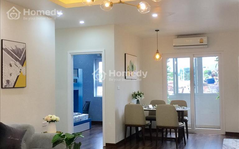 Cho thuê căn hộ Tecco ngay trung tâm thành phố Thái Nguyên
