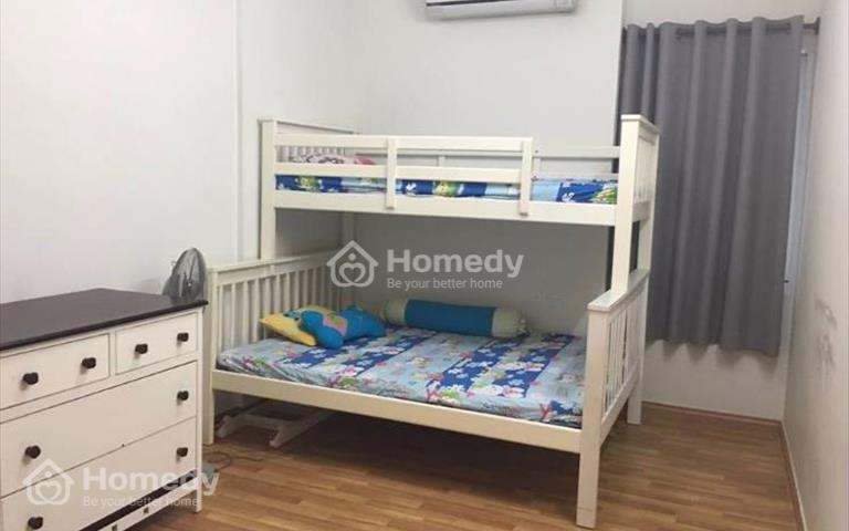 Cho thuê căn hộ Hà Đô, 2 phòng ngủ, nội thất đầy đủ, ngay chợ, 14 triệu/tháng