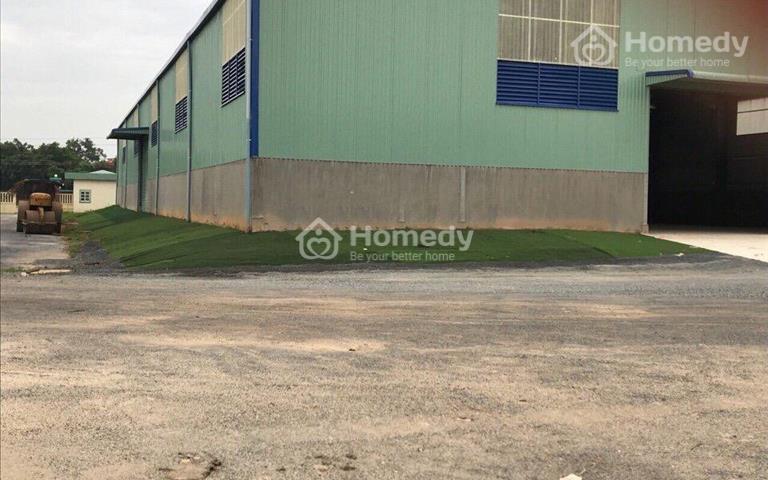 Cho thuê hoặc hợp tác mặt bằng kinh doanh, xưởng sản xuất gỗ mặt tiền Quốc Lộ 22B, Gò Dầu, Tây Ninh