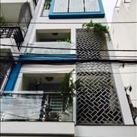 Bán nhà 4 tầng, hẻm 8m đường Tô Hiến Thành, 3.8x12m, giá 8 tỷ