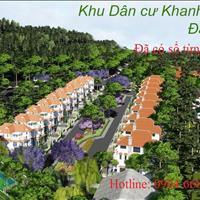 Đất nền biệt thự dự án Villa Town, phường 8, thành phố Đà Lạt - Đã hoàn thành hạ tầng, có sổ riêng