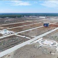 Cần bán mấy lô đất mặt tiền siêu dự án trung tâm Đức Hòa, sổ hồng riêng