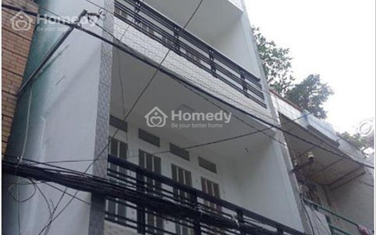 Cho thuê nhà mặt tiền Nguyễn Thị Minh Khai, Quận 1, diện tích 3.2x14m giá 55 triệu/tháng