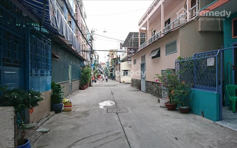 Nhà cũ hẻm xe hơi tiện xây mới Hàn Hải Nguyên quận 11