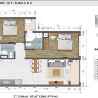 Cần bán căn  2 phòng ngủ, dự án Cộng Hòa Garden, tầng trệt