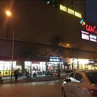 Cho thuê sàn thương mại tầng 1 khu đô thị Tây Nam, Linh Đàm