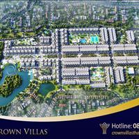 Dự án khu đô thị Thái Hưng Eco City - Crown Villas Thái Nguyên