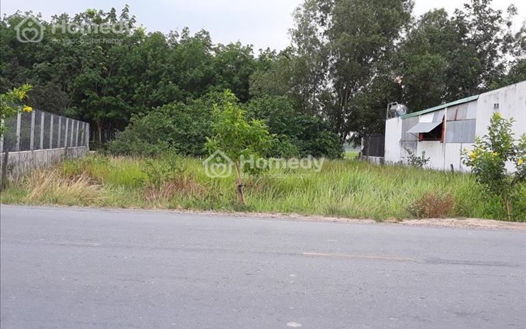 Đất mặt tiền đường Nguyễn Thị Rành, xã Tân An Hội Củ Chi, 770,5m2, giá chỉ 1,2 tỷ, sổ hồng riêng