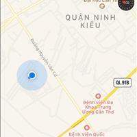Bán nhà 1 trệt 1 lầu KDC Thới Nhựt, đường Phạm Thế Hiển, phường An Khánh, Ninh Kiều, Cần Thơ