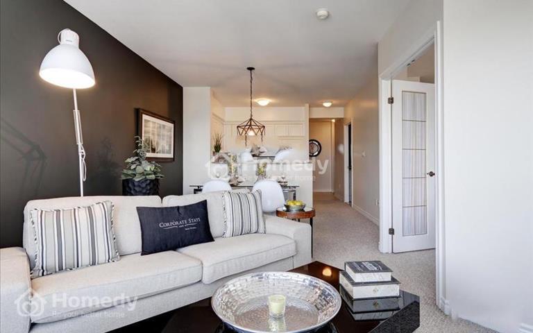 Căn hộ chung cư Hà Đô Green View 86m2, 2 phòng ngủ