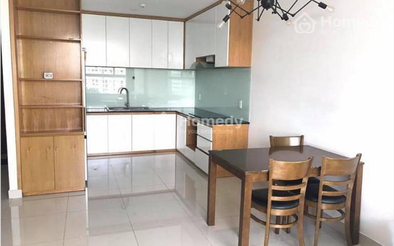 Cho thuê căn hộ Hà Đô Gò Vấp 3 phòng ngủ 2wc full nội thất 97m2 giá chỉ 13,5 triệu/tháng