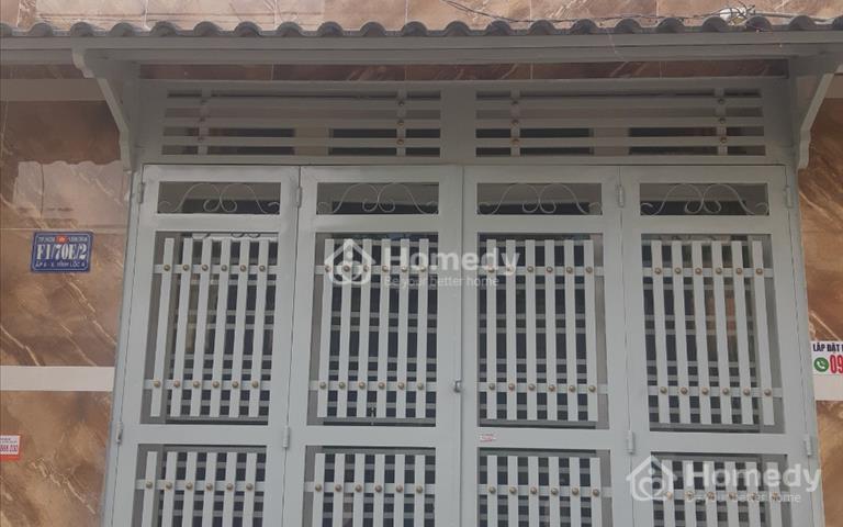Bán nhà 4 x 13m, ngay ngã năm Nguyễn Thị Tú, giá 1,44 tỷ - liên hệ Huy
